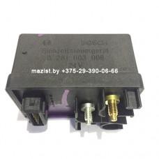 Блок управления свечами накала Bosch 0 281 003 008