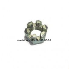 Гайка М18 оси стабилизатора кабины 374809