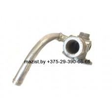 Патрубок водяного насоса алюминиевый 6422-1303240