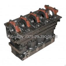 Блок цилиндров ММЗ Д-245.9Е-3,4,ПАЗ ЕВРО-4 245Е4-1002001-02