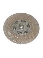 Диск сцепления ведомый 1878001501 МАЗ-4370,437049, ПАЗ, Валдай (D=38 мм)